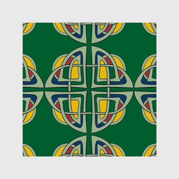 Шторы «Кельтский полдень»