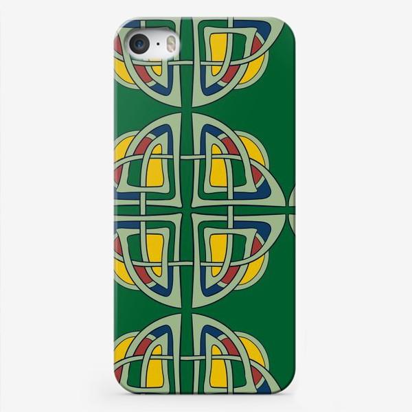 Чехол iPhone «Кельтский полдень»