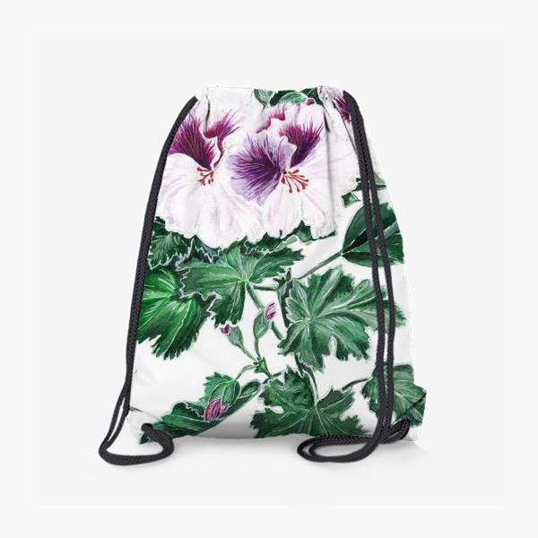 Рюкзак «Королевская герань»