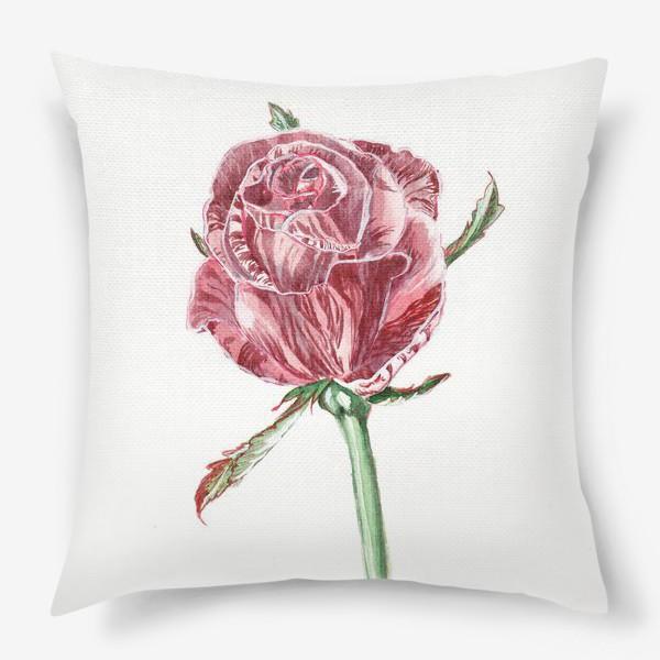 Подушка «Роза»