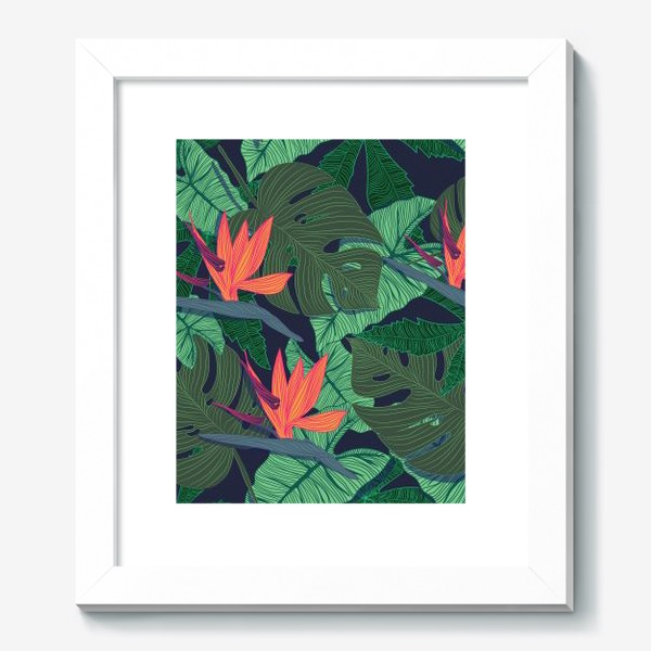 Картина «jungle»