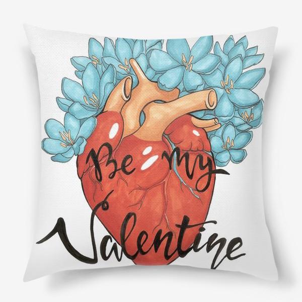 Подушка «Валентинка»
