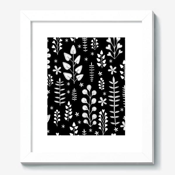 Картина «Растительный орнамент»