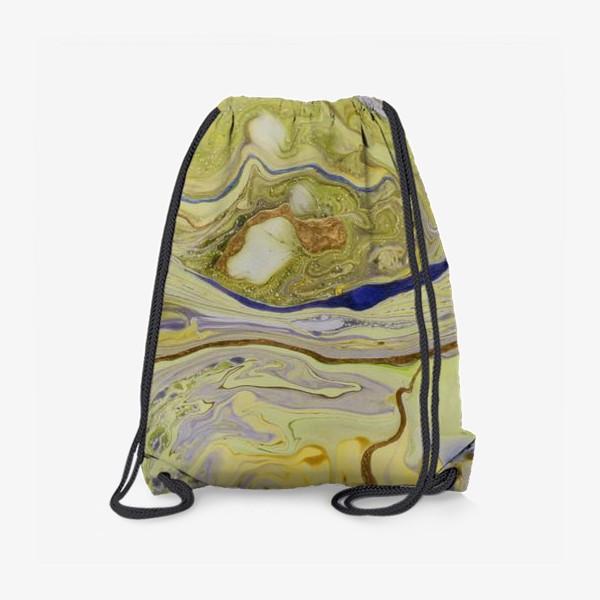 Рюкзак «планета. абстракция3»