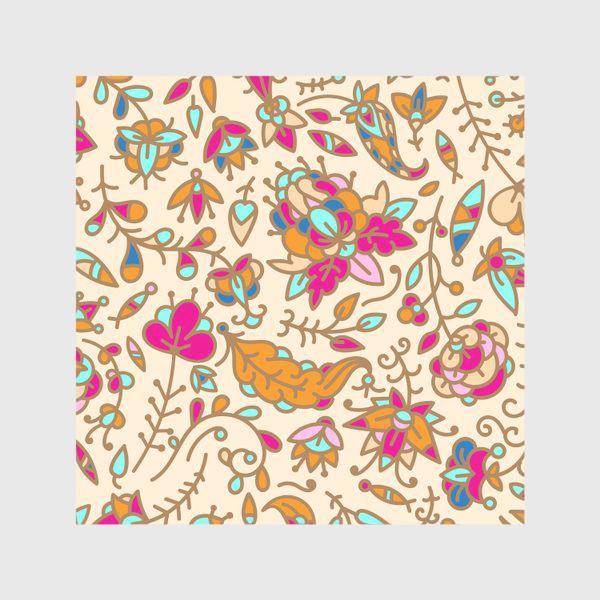 Скатерть «Нежные цветы»
