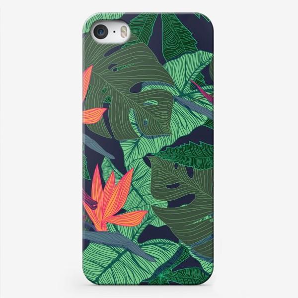 Чехол iPhone «jungle»