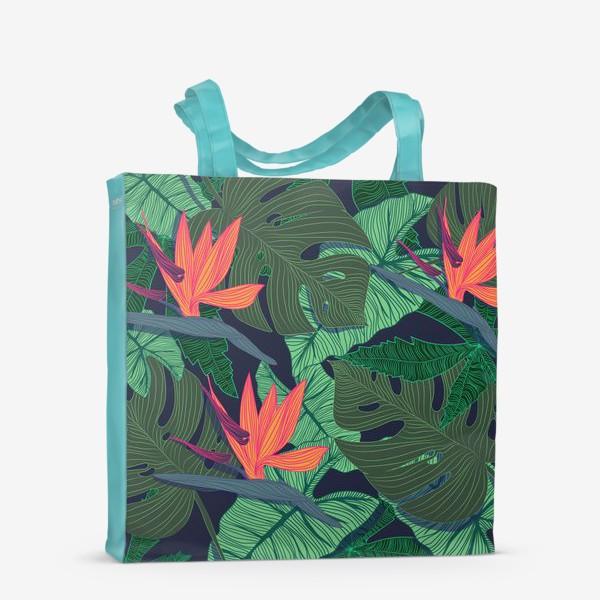 Сумка-шоппер «jungle»