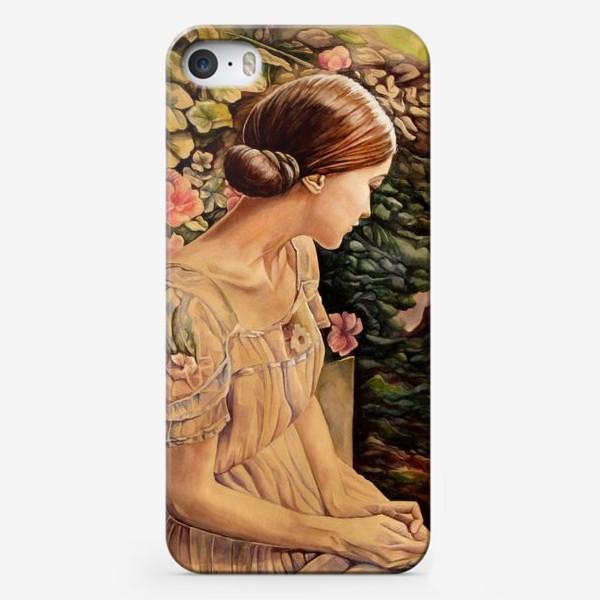 Чехол iPhone «Джульетта»