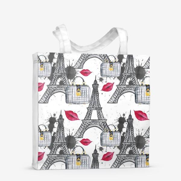 Сумка-шоппер «Paris Pattern»