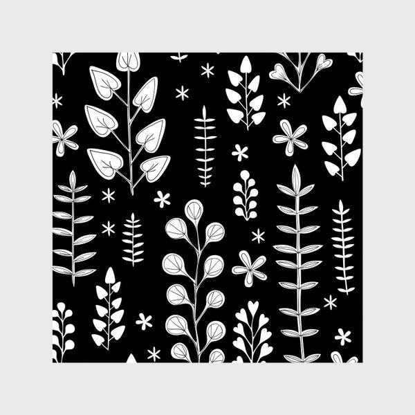 Шторы «Растительный орнамент»