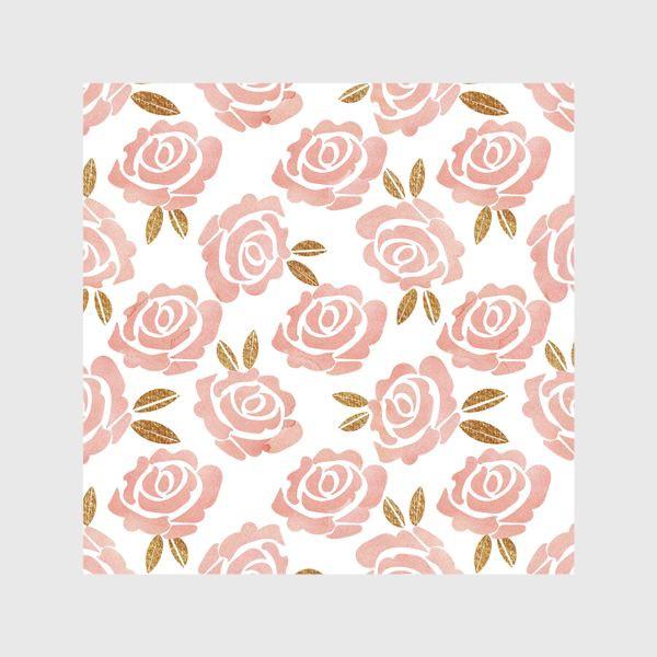 Шторы «Roses Pattern»