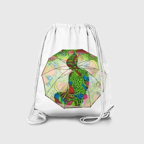Рюкзак «Флора 4.0 Под защитой»