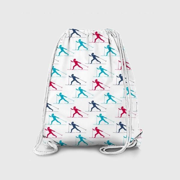 Рюкзак «Лыжные гонки»
