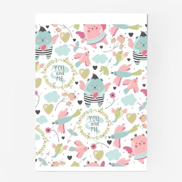 Постер «Sweet bears »
