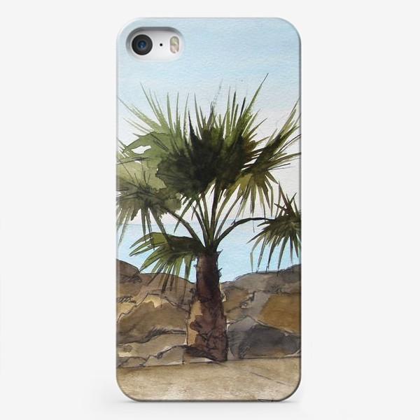 Чехол iPhone «Морская даль»