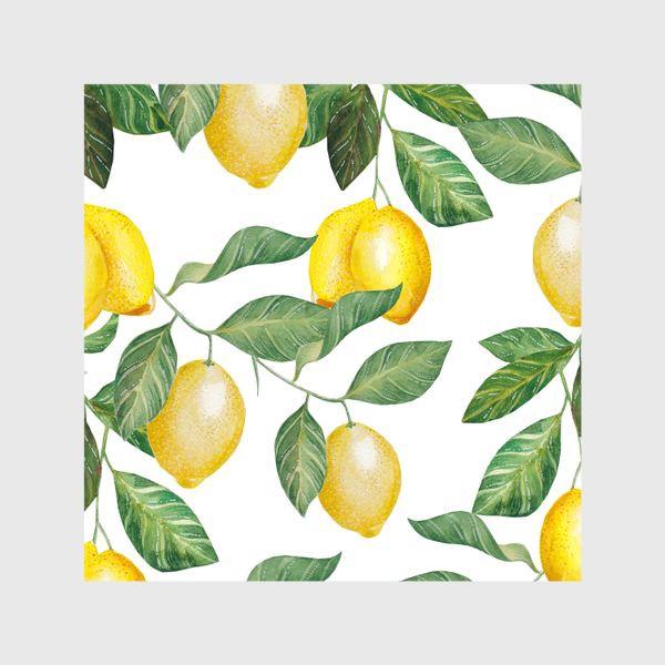 Шторы «Лимонад»