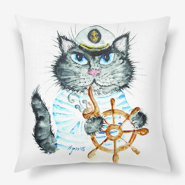 Подушка «Капитан»