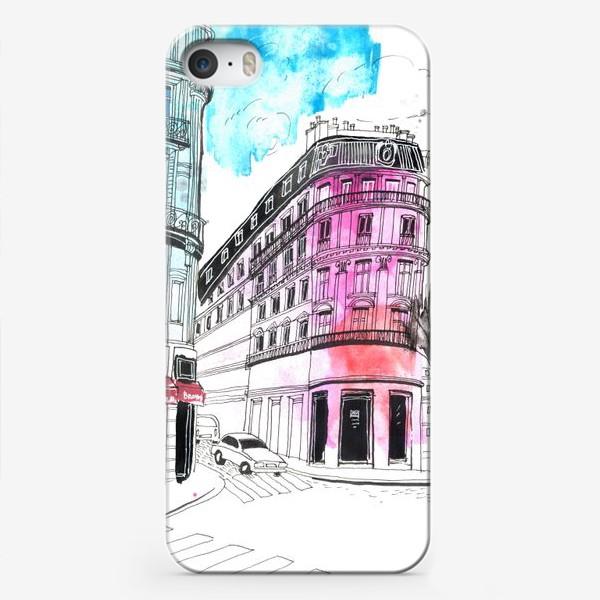 Чехол iPhone «Париж»