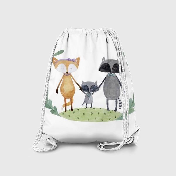 Рюкзак «Семья»