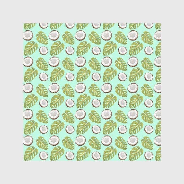 Скатерть «Кокосы  и листья»