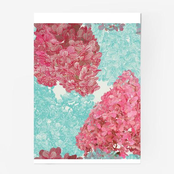 Постер «pink diamond»