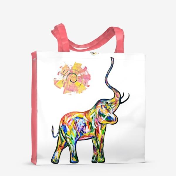 Сумка-шоппер «Радость. Слон»