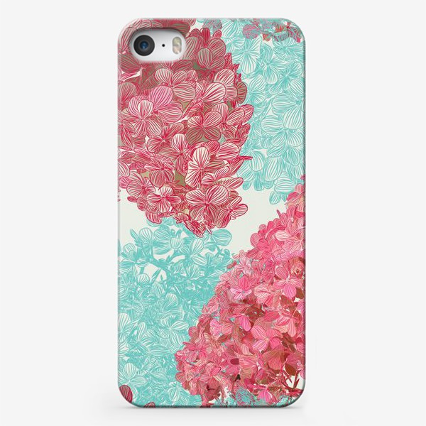 Чехол iPhone «pink diamond»