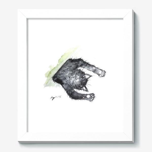 Картина «А под кроватью...»