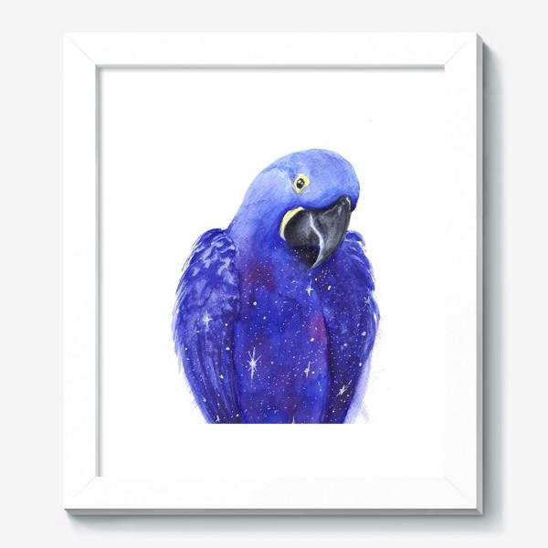 Картина «Космический попугай»