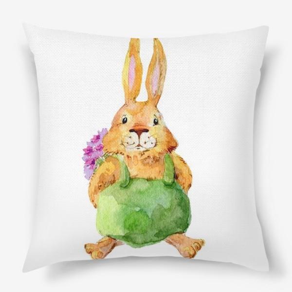 Подушка «Зайчик»