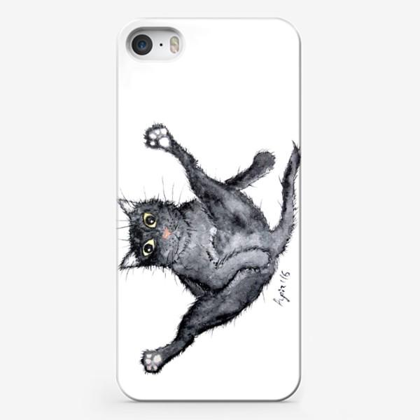 Чехол iPhone «Лапки вверх!»