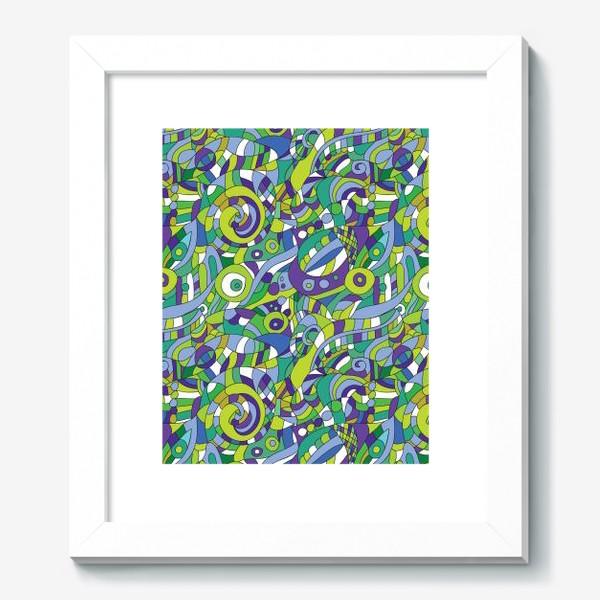 Картина «Подводный мир. Паттерн»