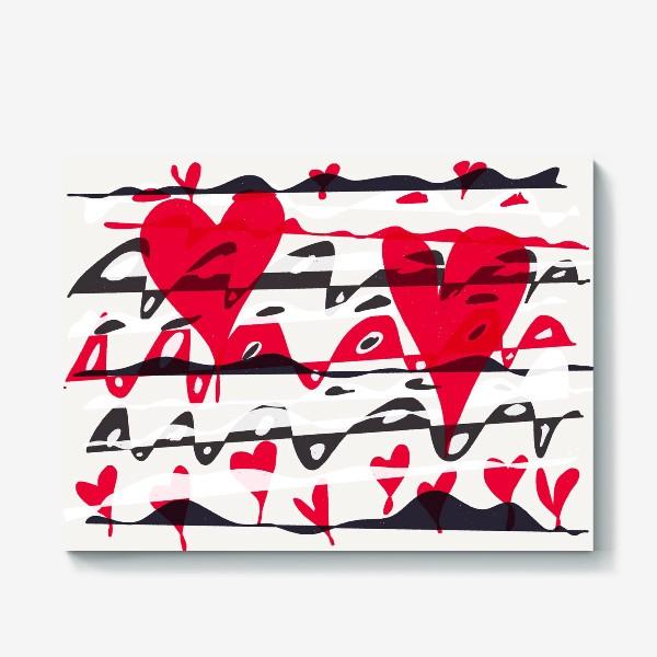 Холст «st Valentine's»