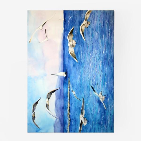 Постер «Морские чайки»