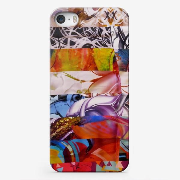 Чехол iPhone «Пэчворк одеяло»