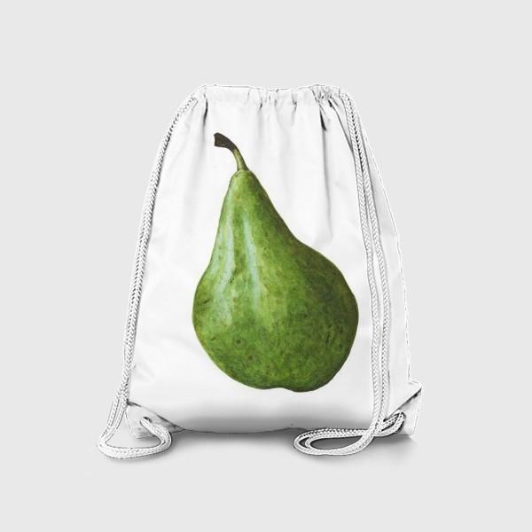 Рюкзак «Зеленая груша»