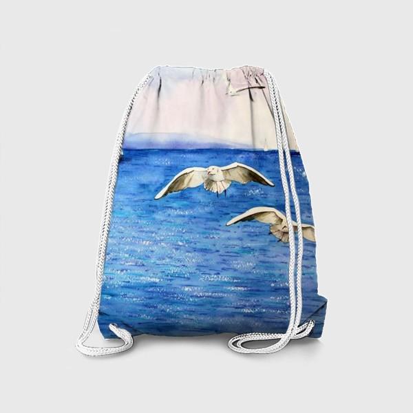 Рюкзак «Морские чайки»