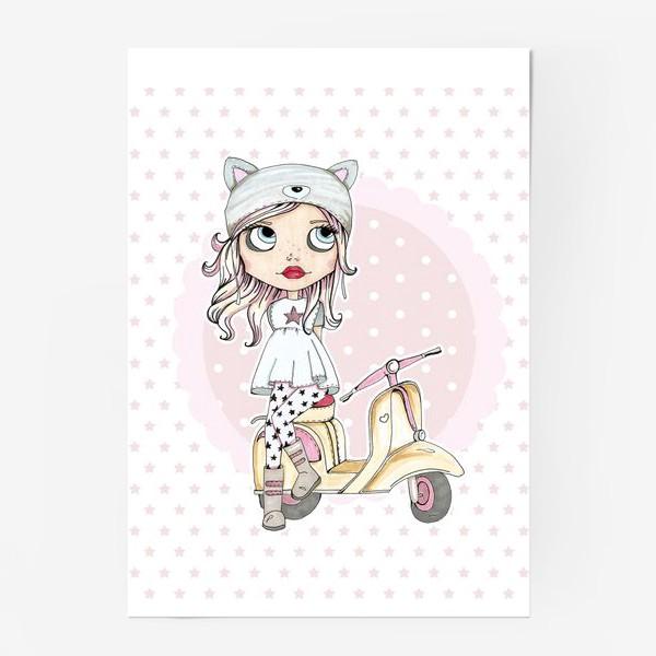 Постер «Blythe Girl »