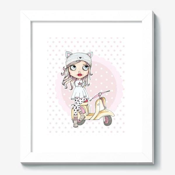 Картина «Blythe Girl »