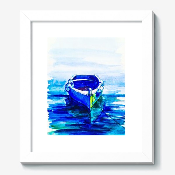 Картина «Лодка»