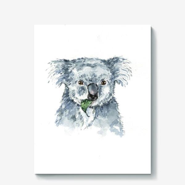 Холст «Милая коала»
