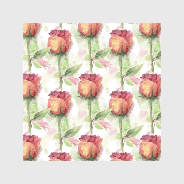 Скатерть «Розовые розы»