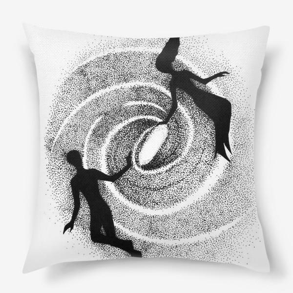 Подушка «Любовь. Космос»