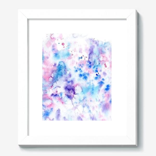 Картина «Нежность // акварель»