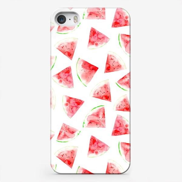 Чехол iPhone «Арбуз »