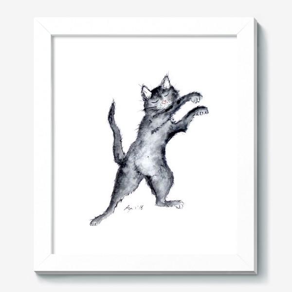 Картина «Танцор. Чувствуй ритм...»