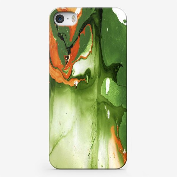 Чехол iPhone «Абстракция 10»