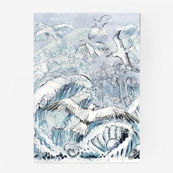Постер «Птицы»