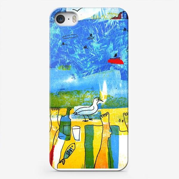 Чехол iPhone «Море. Крым.»
