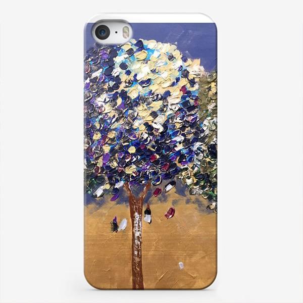 Чехол iPhone «Сокровенная жизнь»